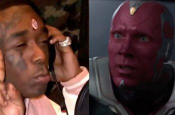 Popularni reper kirurški usadio dijamant u čelo, Internet ga uspoređuje s Visionom iz Avengersa