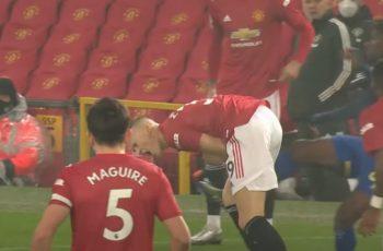 Debitirao protiv Manchester Uniteda startom za zatvor i izravnim crvenim kartonom u 2. minuti. Nakon toga golijada!