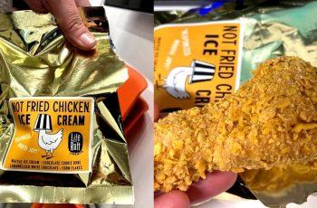 Je li ovo pohana piletina ili sladoled? Ne možemo vjerovati da želimo probati ovu čudovišnu kreaciju