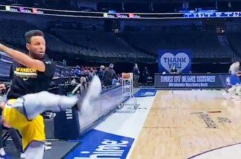 NBA zvijezda demonstrirala i nogometne vještine, a nije Luka Dončić