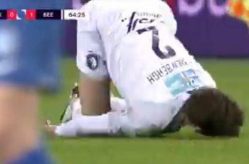 Kakav gol i kakva proslava: branič zabio s 30 metara, skinuo paučinu vrataru!