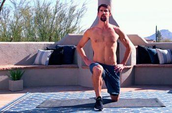 Vježbaj uz Michaela Phelpsa - na suhom je, ne brini. I traje samo 10 minuta