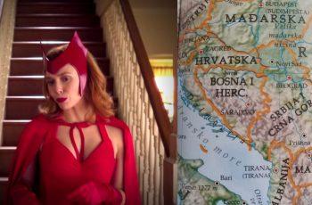 Za sve ljubitelje Avengersa i WandaVisiona: nećete vjerovati gdje se rodila Scarlet Witch!
