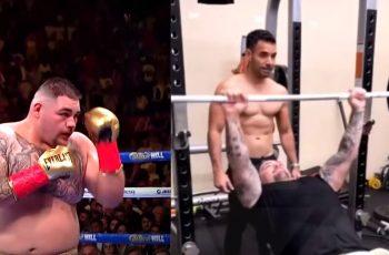 Andy Ruiz je osvojio (i izgubio) naslov prvaka s viškom kilograma. Povratak je shvatio ozbiljno