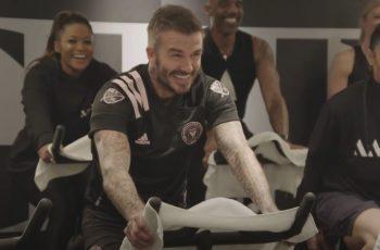 David Beckham u 45. godini života pokazuje vježbu za koju trebaš čelične trbušnjake