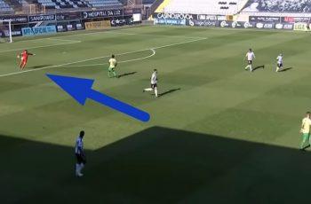 VIDEO Vratar zabio gol preko cijelog terena, mi smo i dalje dječački fascinirani