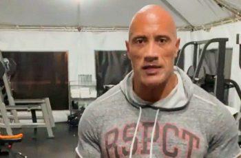 Ako netko zna kako odraditi leg day, to je The Rock