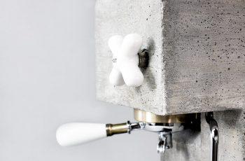 Ako si zabetoniran bez kave, trebaš ovaj aparat za kavu izrađen od betona