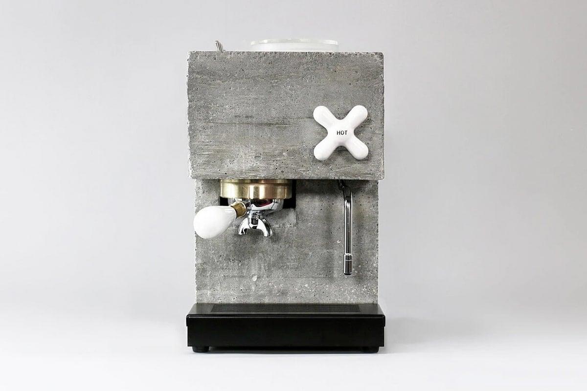 Anza Coffee Machine 4