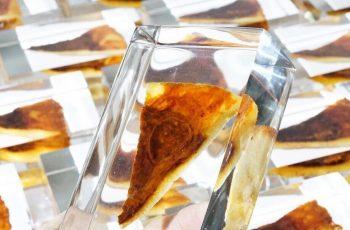 Umjetnica pretvara kriške pizze u vječno remek-djelo - umjetnost ne mora biti za pretenciozne š*pke