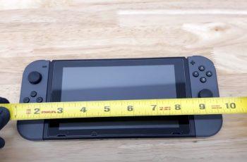 Najveće srce: Izgradio najveći Nintendo Switch - a onda ga poklonio dječjoj bolnici