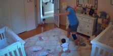 VIDEO Još jedan dokaz da je s blizancima teško izaći na kraj
