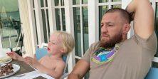 Conor McGregor podijelio savjet za roditelje, svi bismo ga se trebali pridržavati