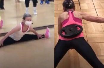 Ova fitness trenerica ima 90 godina (!) i može stvari o kojima ti sanjaš
