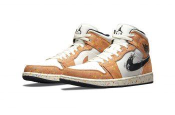 Želiš ove Air Jordan 1 tenisice koje namjerno izgledaju kao da je netko krečio u njima?