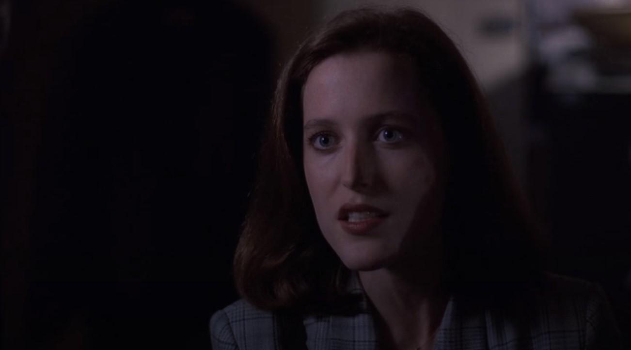 Reci mu, Scully