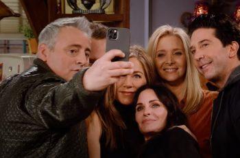 Pogledaj koliko će emotivan biti ponovni susret Prijatelja u posebnoj epizodi