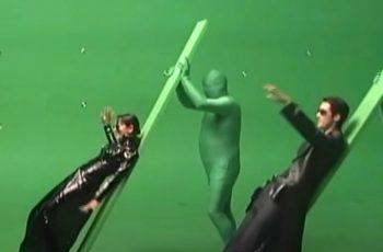 Internet zapalio trenutak sa snimanja Matrixa koji uopće nije trenutak sa snimanja Matrixa