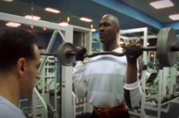 Michael Jordan je htio velike bicepse zbog jednog jedinog razloga - i ima smisla