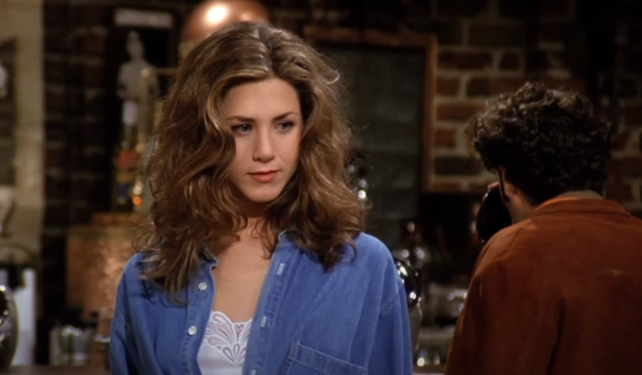 Rachel i kosa!