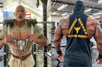 Treniraj kao The Rock! Ovo su male tajne velikih mišića ovog snagatora