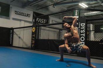 Conor McGregor izgleda kako izgleda jer odrađuje vježbe koje drugi muškarci preskaču