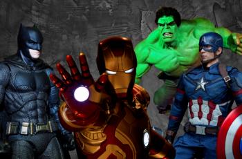 KVIZ: Koji si superheroj?