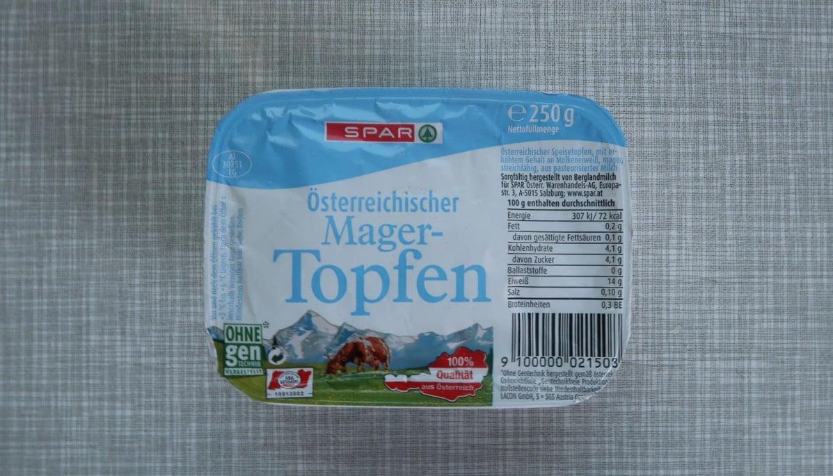 Magertopfen