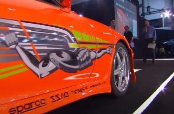 Auto od 10 sekundi! Toyota koju je vozio Paul Walker u 'Brzim i žestokim' prodana za rekordan iznos