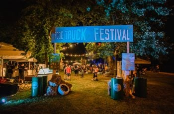 Food Truck Festival na  Jarunu kotrlja od 12. lipnja do 4. srpnja - uživajte u vrhunskoj hrani i glazbi