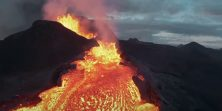 Kakve scene! Kad priroda podivlja i vulkan ti proguta skupi dron