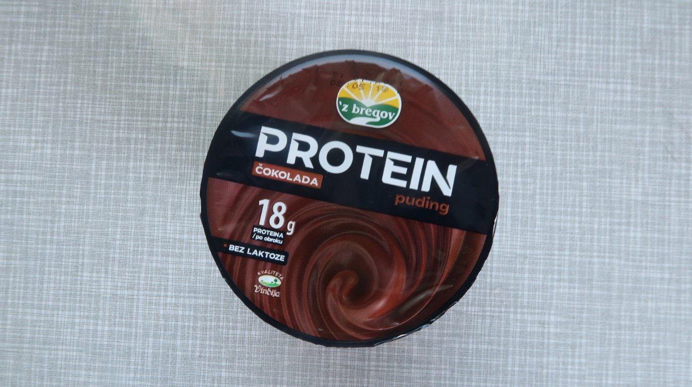 puding protein