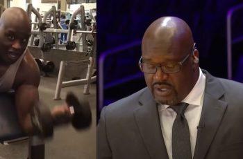 Shaquille O'Neal iznenadio fizičkom transformacijom, dosadilo mu izgledati kao starac