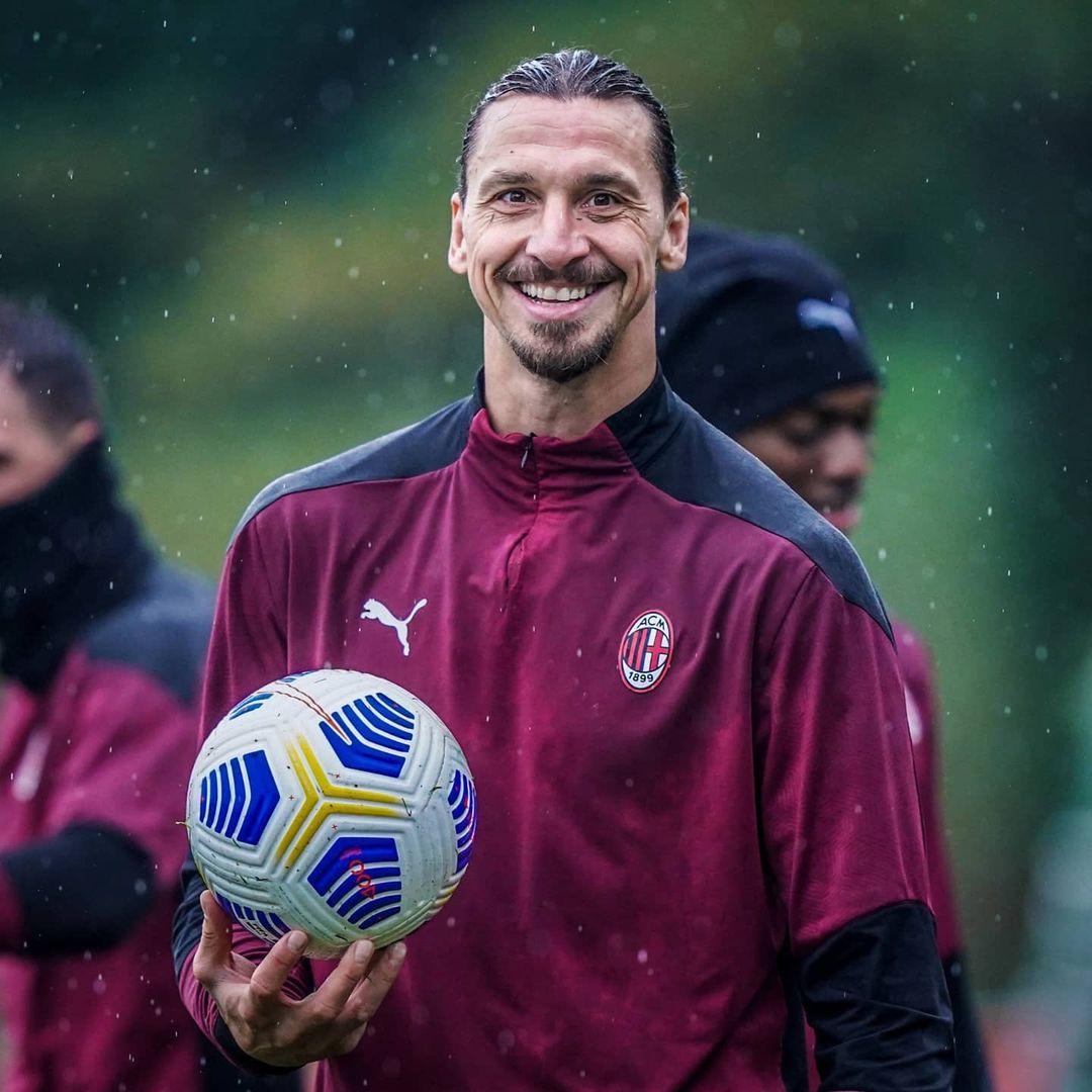 Zlatan Ibrahimović/Instagram