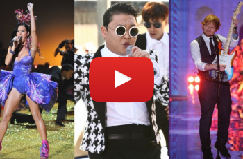 YouTube odlučio! Ovo su najpoznatije pjesme na svijetu, znate li ih sve?