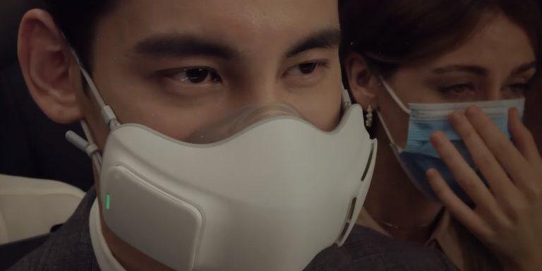 Maske ti idu na živce? Poznati proizvođač ima SF masku s mikrofonom, zvučnikom i pročišćavanjem zraka