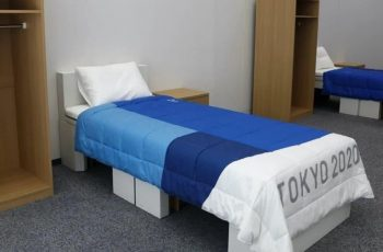 Moraju li stvarno Olimpijski sportaši spavati na kartonskim anti-seks krevetima?