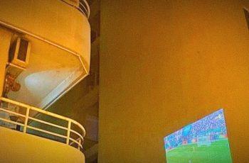 Susjedi žive u budućnosti - evo kako je ovaj Makedonac gledao polufinale Eura