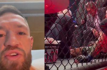 Ovo se ne radi: iscurio video u kojem Conor McGregor prijeti Poirieru i njegovoj obitelji