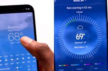 Ako je temperatura zraka 69 stupnjeva, iPhone uređaji to ne prikazuju. Cenzura ili je nešto drugo u pitanju?