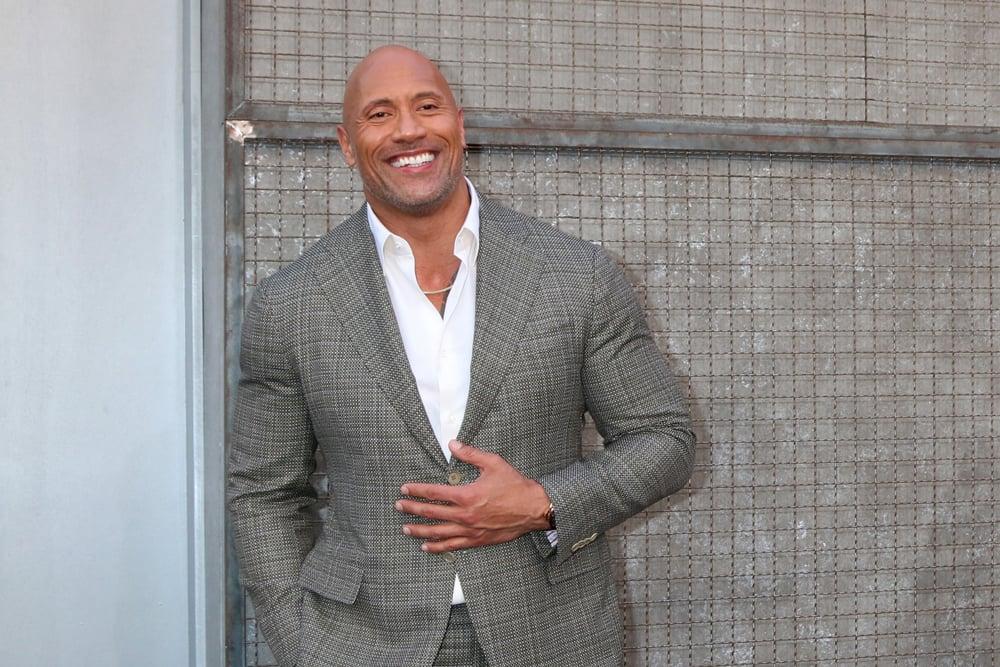 Dwayne Johnson/The Rock