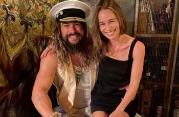 Jason Momoa i Emilia Clarke ponovno zajedno, evo što su javno priznali!