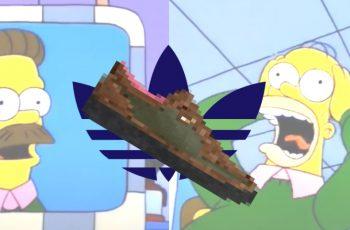 Za sve fanove Simpsona i tri crte! Prokleti Ned Flanders dobio svoje Adidas tenisice