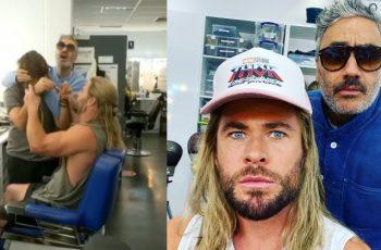 VIDEO Ovako se snima novi Thor, Chris Hemsworth podijelio detalje sa seta!