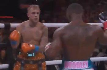 Namještaljka? Youtuber Jake Paul pobijedio bivšeg UFC prvaka u boksačkom meču