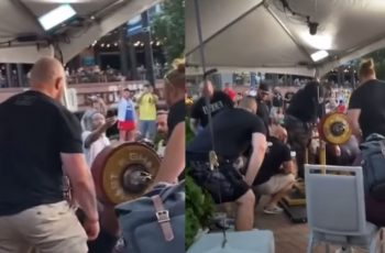 Koliko si daleko u bench pressu od svjetskog rekorda? Powerlifter pokušao oboriti rekord