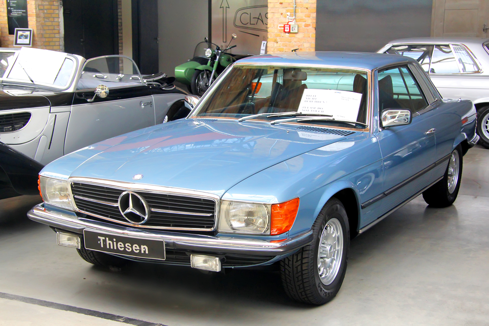 Mercedes Benz R107