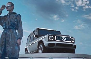 Mercedesov potpuno električni terenac G klase izgleda svemirski, uskoro u prodaji