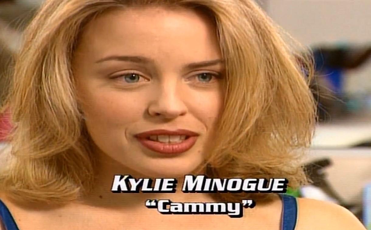 Kylie kao Cammy - Street Fighter je zlato