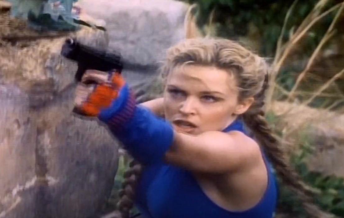 Kylie u Street Fighteru